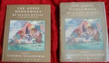 Alison Uttley - The Gypsy Hedgehogs - First Print & Original DustJacket - 1953