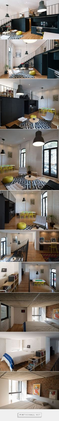 Cordoba Apartment by Cadaval & Solà-Morales | HomeAdore - created via http://pinthemall.net