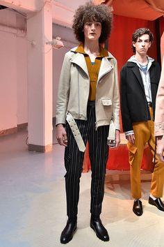 8e01dfe1771 CMMN SWDN London Fashion Week Men s Spring Summer 2017 - Sagaboi - Look 1  London Fashion