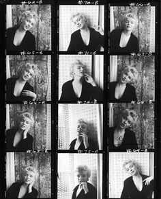 Her mischief is irresistible: Marilyn Monroe photographed by Cecil Beaton at the Ambassador Hotel New York in 1956 ahead of her wedding to playwright Arthur Miller. A treasure from #TheCecilBeatonStudio archive the photographers personal collection of images held by Sothebys in London showing Beatons original cropping marks. TheCecilBeatonStudioArchive #CecilBeaton #MarilynMonroe by sothebys