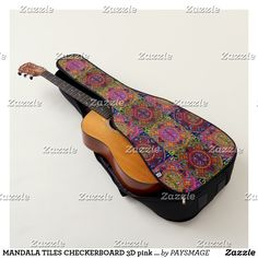 Shop Purple Plaid Mess Guitar Case created by KirstenStar. Guitar Gifts, Guitar Case, Personalized Gifts, Purple, Cases, Shopping, Gift Ideas, Fashion, Moda