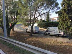 Bauarbeiten - Baustelle, Umbau Cap d'Agde