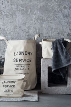 Pyykkipussi - Vaaleanbeige - Home All | H&M FI 1