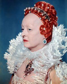 Bette Davis In The Virgin Queen  Photograph
