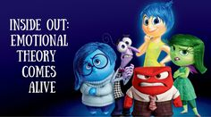 "Inside Out is not only an interesting and fun movie, but also a powerful visual explanation about the popular psychology topic: ""Eckman's theory about emotions"". We discuss a bit more about the emotions in our post along with a great video by nerdwriter"