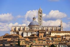 Sienna Cathedral - Siena, Italy - World Landmarks