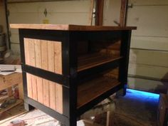 DIY Projects Country Kitchen Island Woodworking Plans By Ana White