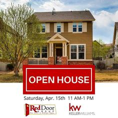 MUST SEE in McKay Landing TODAY!! Open 11 AM - 1 PM. Four bedrooms/baths with a potential 5th bedroom. Hardwood floors recent upgrades in kitchen and built-ins throughout. Faces a large open greenspace with close access to schools stores and easy commute. Stop on by!  Property Details: http://bit.ly/2pmEUh2 (clickable link in profile)  Open House Hosted by Randy Fuhs. Home Listed by Schuyler Bull Minckler of @thereddoorgroup - Keller Williams Preferred Realty Denver North
