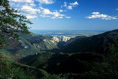 National Park Paklenica, South Velebit, Croatia
