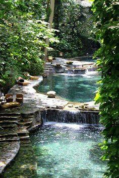 Hidden valley Springs, Filipinas