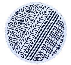 Aztec Roundie -