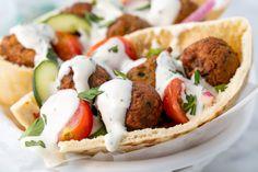 Homemade Falafel  - Delish.com