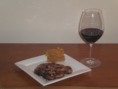 Wine: 2009 Wattle Creek The Triple Play  Entree: Maple-Glazed Pork Chops with Toasted Pecans and Mashed Sweet Potatoes