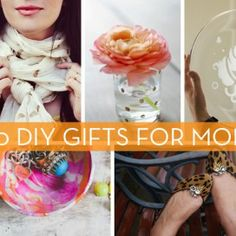 Mother's day picture gift ideas!