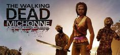 First 6 Minutes of TellTales THE WALKING DEAD MICHONNE Video Game Video