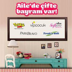 Aile'de çifte bayram var! Yarışmamıza katılın, paylaşın, birbirinden güzel bayram hediyelerinden biri sizin olsun! http://www.hurriyetaile.com/ailede-cifte-bayram