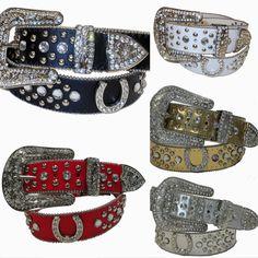 Cowgirl Bling, add a Touch of Wild Bling for your outfits for a very affodable pricing !    you can find many more rhinestone belts on www.beltsnjewelry.com