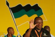 African National Congress Chooses Business Tycoon as Deputy President - NYTimes.com