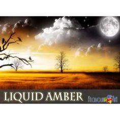 Amber flavor - Flavour Art