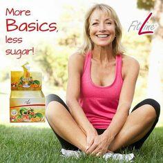 Nu med mindre mängd socker. Love it!