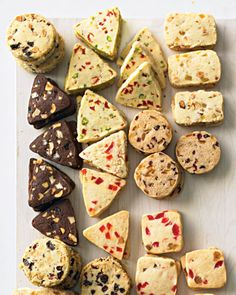 Shaped Icebox Cookies    Choose from our selection of cookies that will keep well and are sure to delight all the lucky recipients at your holiday cookie-swap party.