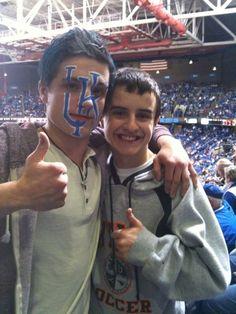 UK fan Josh Hutcherson. My opinion of Peeta may have changed slightly.