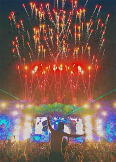 NOCTURNALLLL the best one ever #edm #insomniacevents