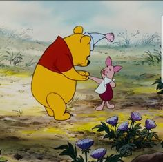 Winne The Pooh, Winnie The Pooh Friends, Disney Concept Art, Tom And Jerry, Pooh Bear, Disney Cartoons, Buckets, Disney Characters, Fictional Characters