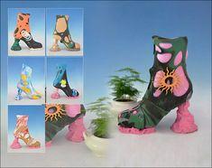 Lose yourself inside Dom Sebastian's weird, wacky and wonderful world Futuristic Design, Retro Futurism, Cyberpunk, Diy Clothes, Art Inspo, Dinosaur Stuffed Animal, Weird, Fashion Photography, Style Inspiration