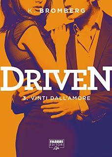 Adorato. RECENSIONE: Driven #3: Vinti dall'amore3 di K. Bromberg  http://libricheamore.blogspot.it/2016/11/recensione-driven-3-vinti-dallamore3-di.html