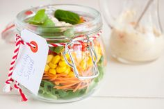Practical, Easy Recipes to Make in a Jar!
