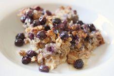 Desayunos que puedes preparar desde eldía anterior. Avena con frutas