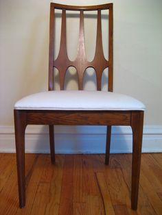 broyhill brasilia side dining chair mid century dining mid century chair mid century furniture
