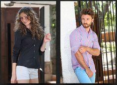 Jail Calher presenta su nueva colección de primavera-verano para hombre y mujer - Ediciones Sibila (Prensapiel, PuntoModa y Textil y Moda)