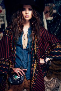 Gypsy Boho Women's Clothing Bohemian Chic Clothing Women