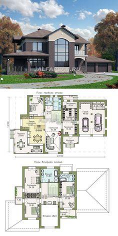 Home exterior decor floor plans 43 Best ideas Sims House Plans, Dream House Plans, Modern House Plans, House Floor Plans, Sims 4 House Design, 2 Storey House Design, Modern House Design, Home Building Design, Home Design Plans