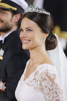 Prince Carl Philip and Sofia Hellqvist Wedding Pictures | POPSUGAR Celebrity