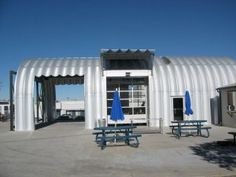 We love when our customers get creative! Check out the blog post about the ingenious use of one of our steel buildings in Arizona.
