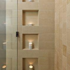 1000 images about salle de bain on pinterest interieur - Niche de salle de bain ...