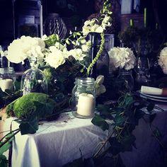 wedding#provence#whiteandgreen#flowers#floristbucoliquebymarina