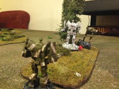 Wargamer Fritz: Battletech Alpha Strike: Is It Fun? A Review Of Classic Vs. Alpha Battletech