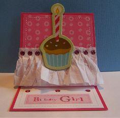 1st Birthday Card Idea