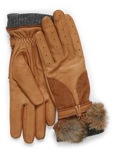 Oxford County gloves   Brume   Shop Women s Suede  amp  Leather Gloves   amp  Mittens 76fc4c7cf035
