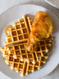 Chicken and Waffles // Spoon Fork Bacon