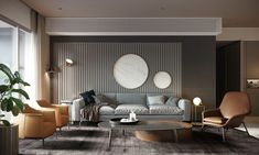 Use these gorgeous modern living room ideas, even if you have a small living room, as a starting point for your next decorating project. Living Room Modern, Living Room Interior, Small Living, Clean Living, Living Rooms, Contemporary Bedroom, Contemporary Chandelier, Contemporary Office, Contemporary Living Room Decor Ideas