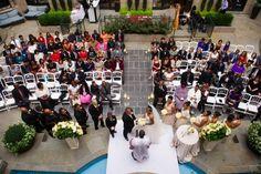 Wedding Ceremony | Westin Georgetown Wedding | Connor Studios