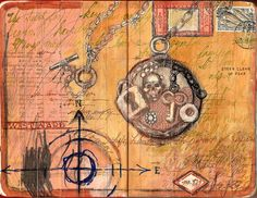 Pirate Medallion, via Flickr. juliana coles