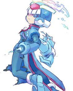 Rockman zero cyber elf X