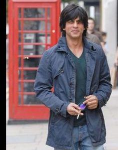 Shah Rukh Khan - London, few years ago