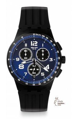 @swatchwatches Nitespeed #swatch #watchtime #watchaddict
